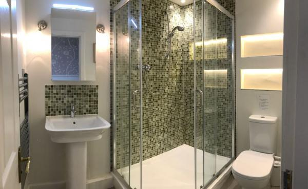 En-Suite Bathroom | Rehab Treatment