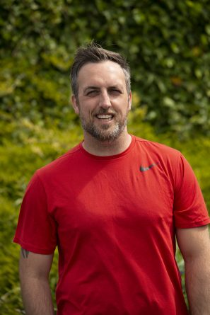 David Kilgour Fitness Instructor, Castle Craig rehab