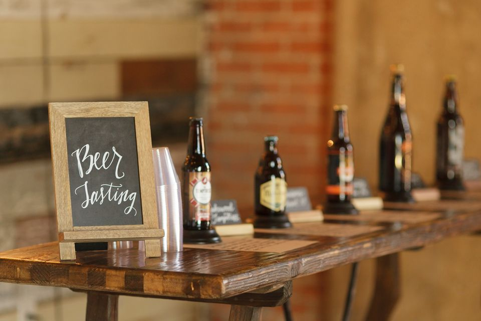 Beer tasting station; can an alcoholic ever go back to casual drinking, Castle Craig rehab