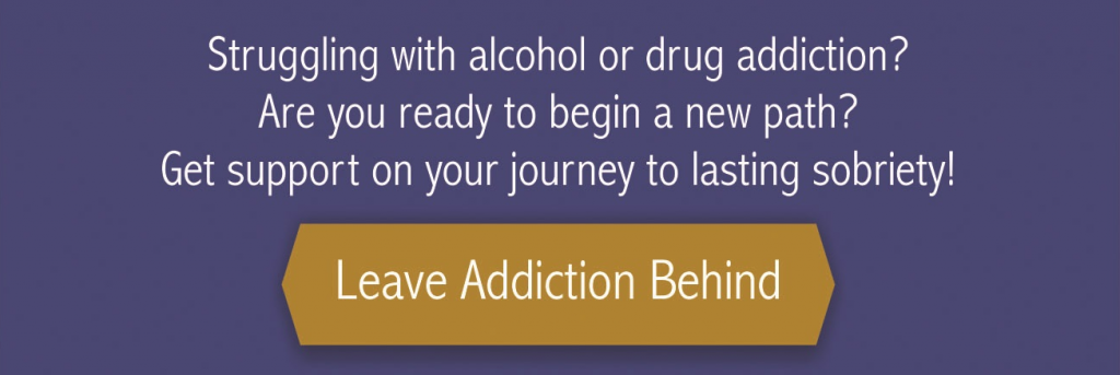 Leave addiction behind