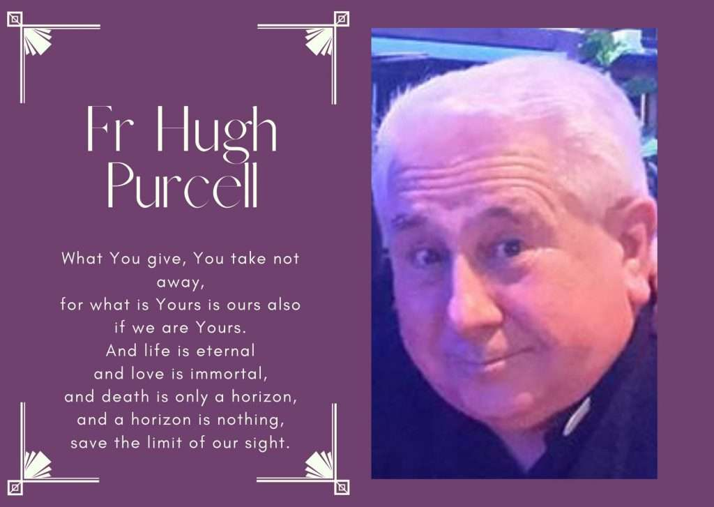 Father Hugh Purcell Card
